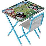 Набор мебели Дэми 101 далматинец (2-5 лет), голубой