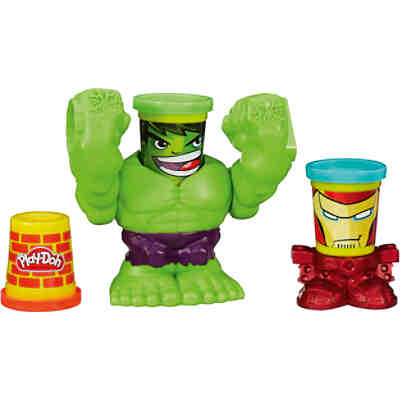 Play-Doh - Marvel Smashdown Hulk