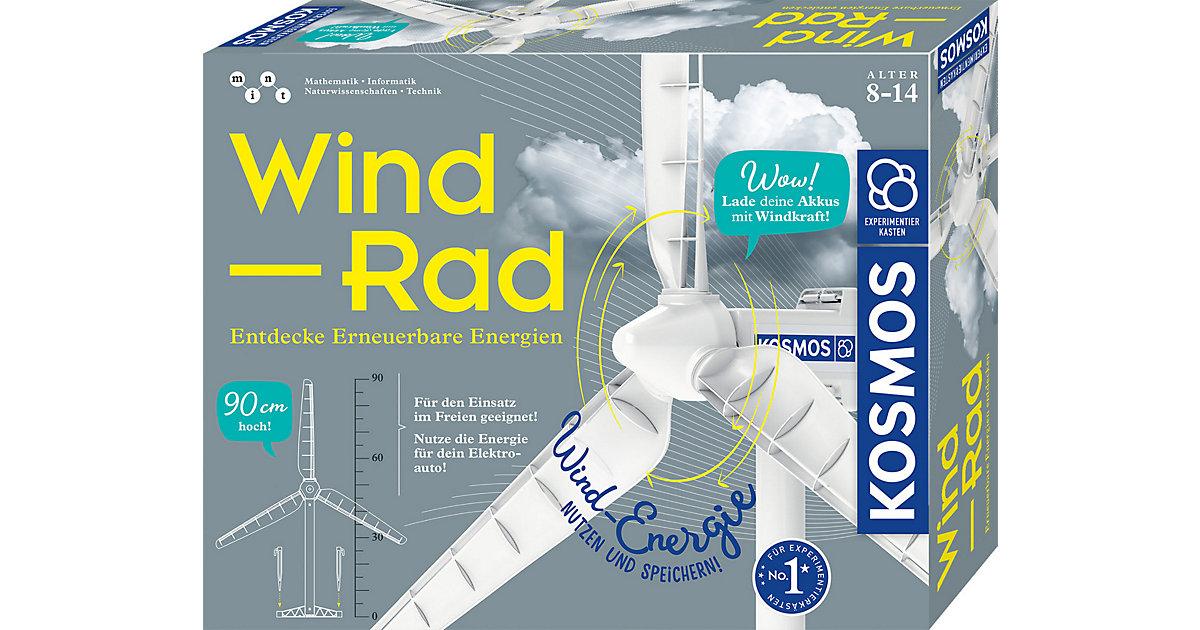 Experimentierkasten Wind-Energie