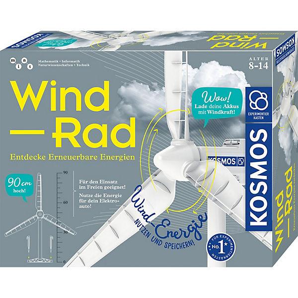 Experimentierkasten Wind Energie Kosmos