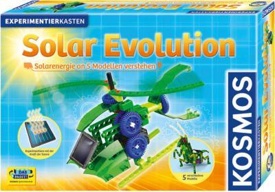 Experimentierkasten Solar Evolution