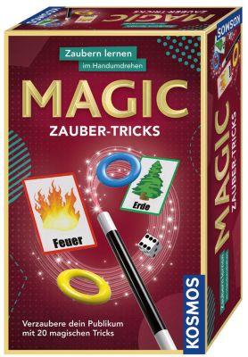 Mitbringexperiment Zauber-Tricks, Kosmos