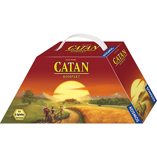 Catan - Das Spiel kompakt, Kosmos