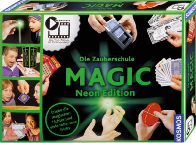 Zauberschule Magic Neon Edition