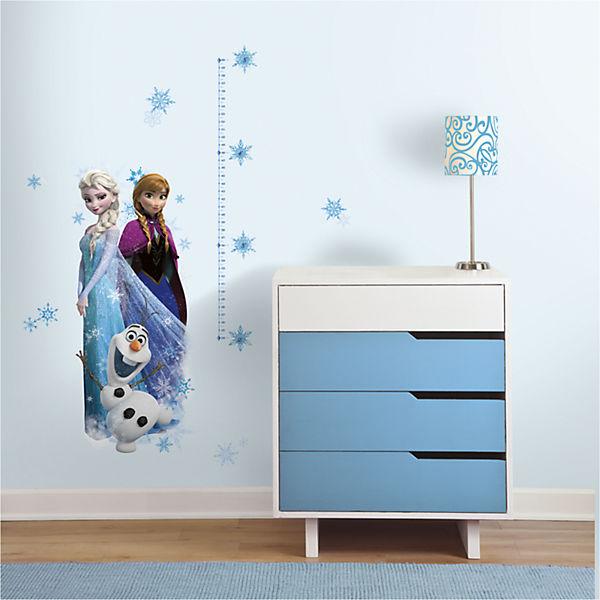 Wandsticker Messlatte, Die Eiskönigin, Elsa, 20-tlg., Disney Die ...