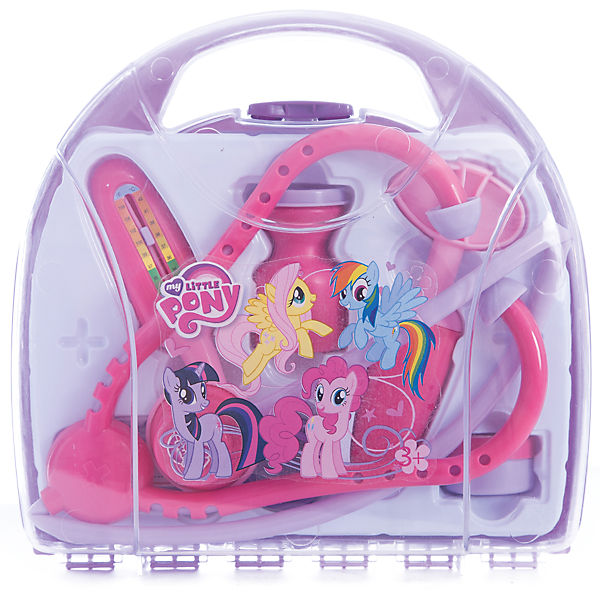 Набор доктора My little Pony, Klein
