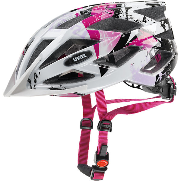 fahrradhelm air wing 52 57 white pink uvex mytoys. Black Bedroom Furniture Sets. Home Design Ideas