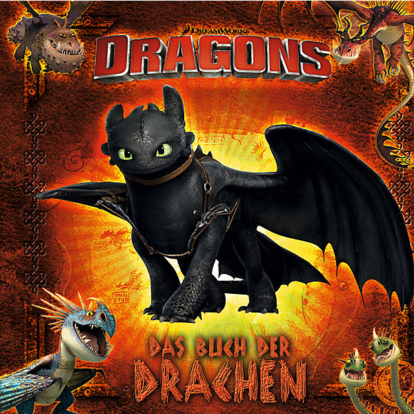 dragons buch