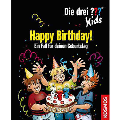 Die drei ??? Kids: Happy Birthday!