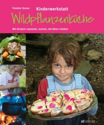 Buch - Kinderwerkstatt Wildpflanzenküche