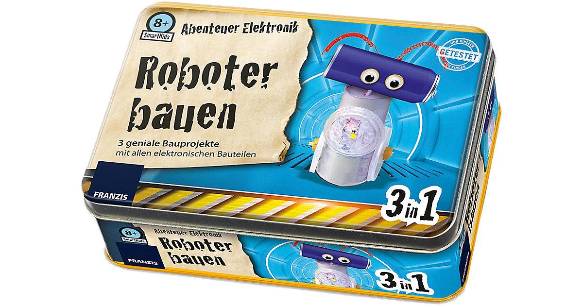 Franzis - Abenteuer Elektronik - Roboter bauen