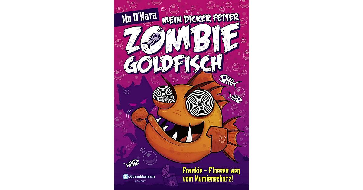 Mein dicker fetter Zombie-Goldfisch - Frankie -...