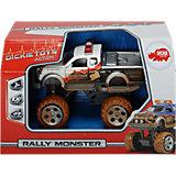 Внедорожник Dickie Toys с имитацией грязи, 15 см