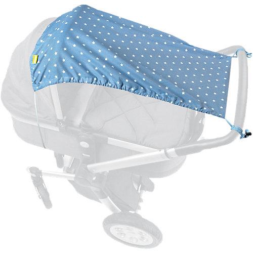 Schattenspender Kinderwagen und Buggy, Samson, Stars denim Kinder | 04250569108006