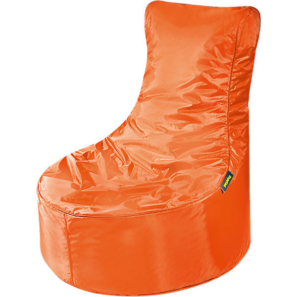Sitzsack Seat, Oxford, orange