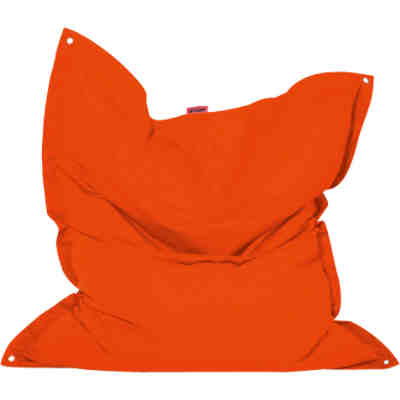 Outdoor-Sitzsack Meadow, Plus, orange