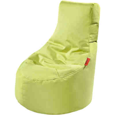 Outdoor-Sitzsack Slope XS, Plus, limette