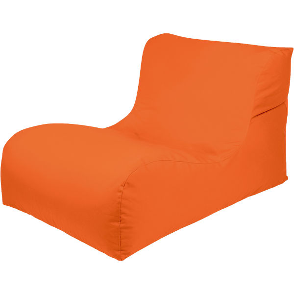 Outdoor-Sitzsack New Lounge, Plus, orange