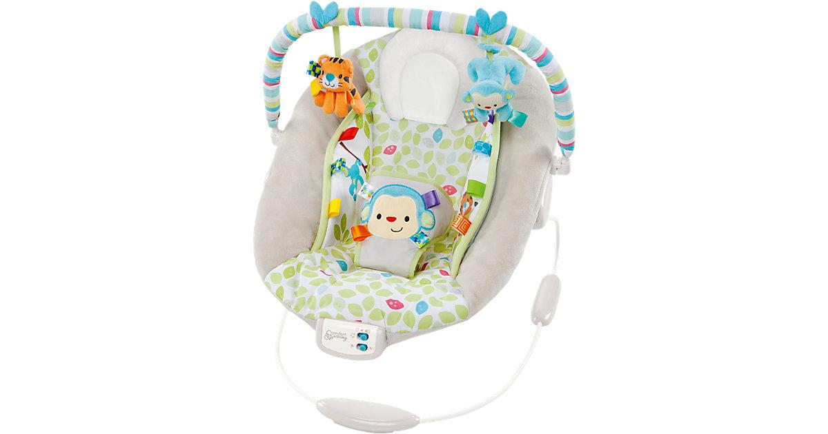 hcm · HCM Cradling Bouncer in Merry Monkeys
