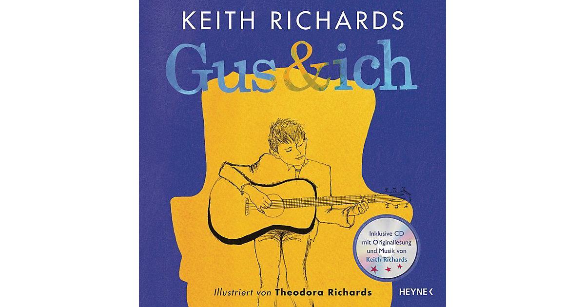 Gus & ich, Deluxe-Ausgabe mit Audio-CD