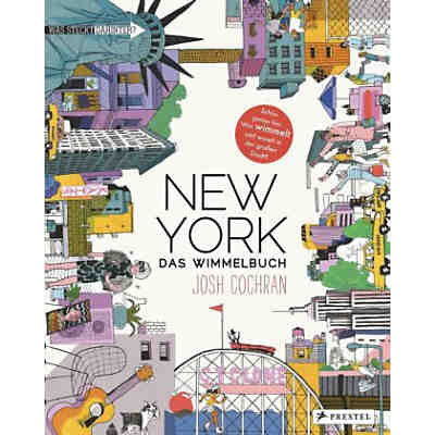 New York - Das Wimmelbuch