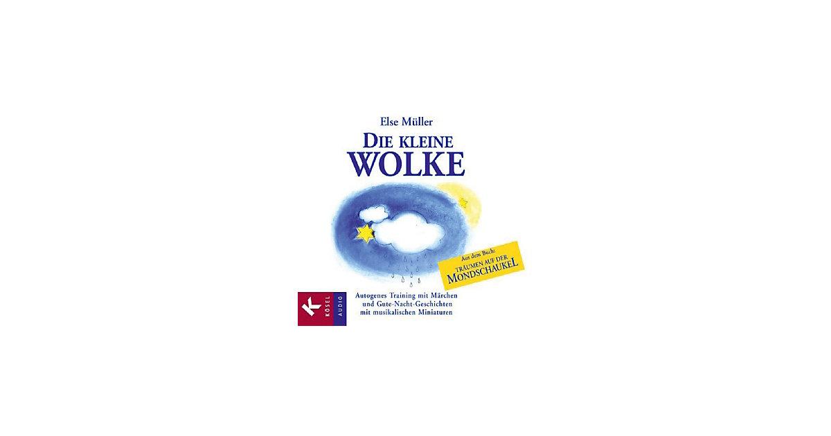 Die kleine Wolke, 1 Audio-CD