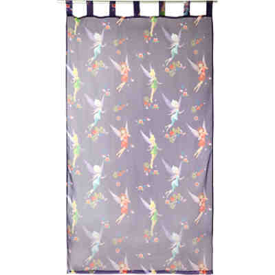 Gardine DISNEY FAIRIES, 140 x 250 cm