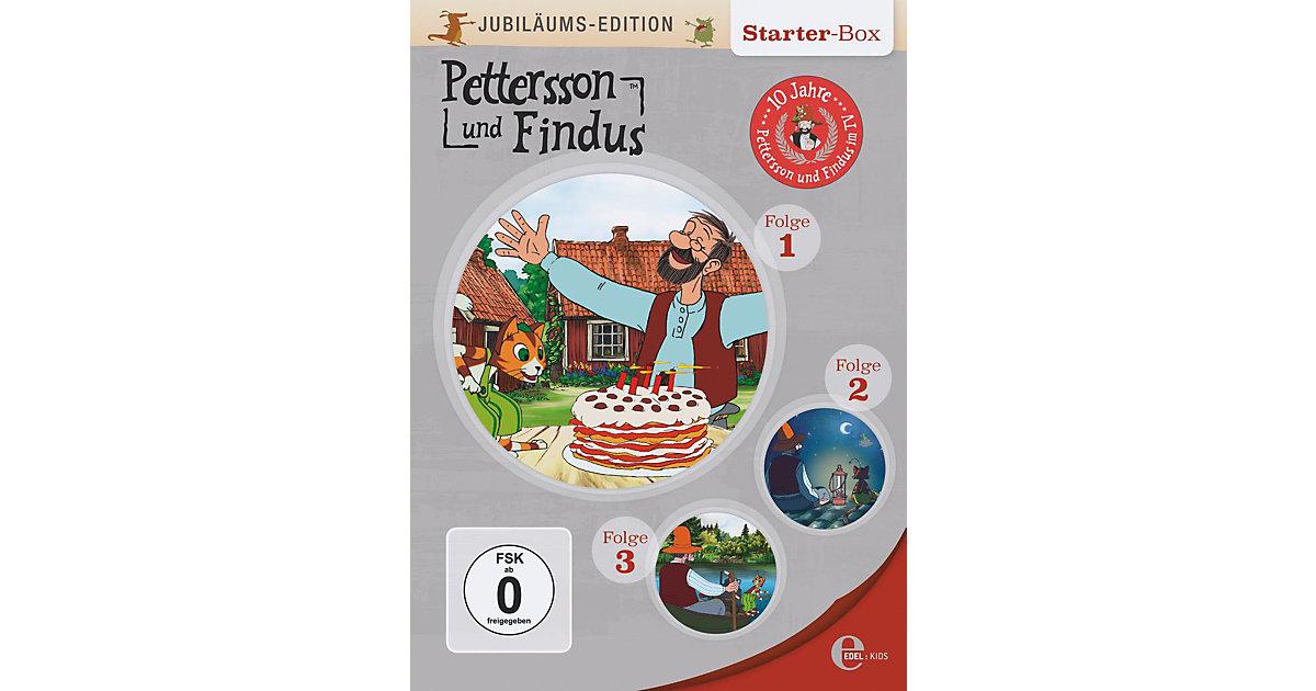 DVD Petterson und Findus - Starter Box (Folge 1...