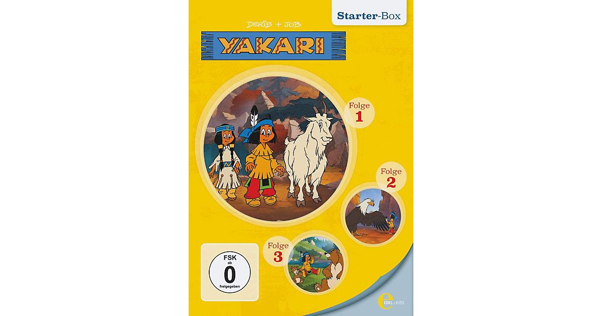 DVD Yakari - Starter Box (Folge 1,2,3)