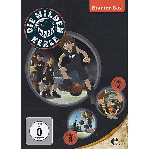 Die wilden Kerle - Starter-Box [DVD] jetztbilligerkaufen