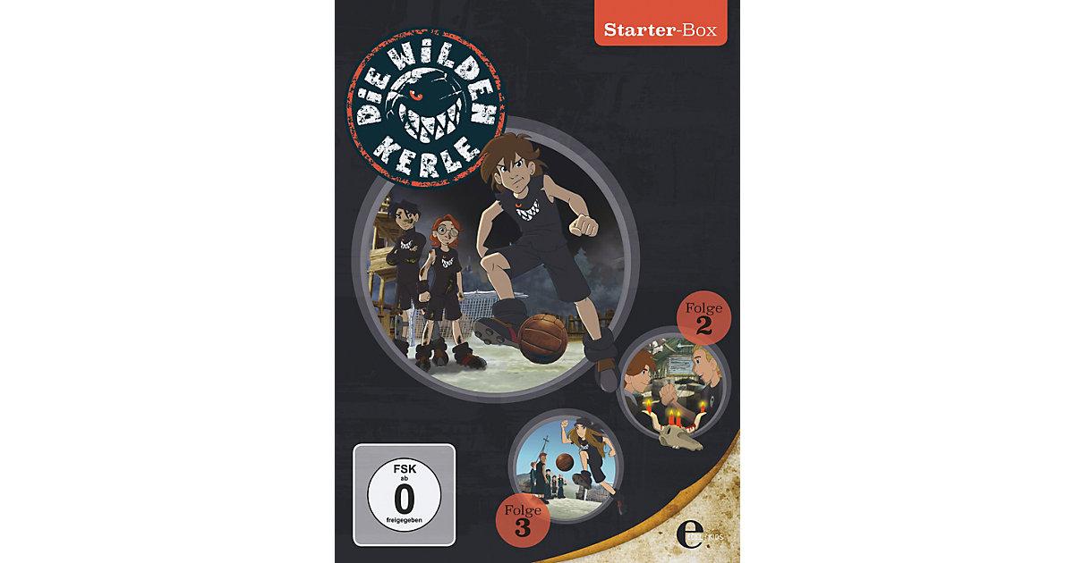DVD Die wilden Kerle - Starter Box (Folgen 1,2,3)
