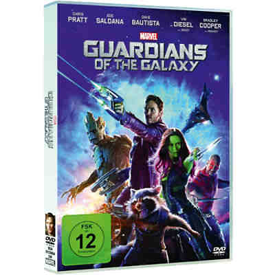 DVD Guardians of the Galaxy