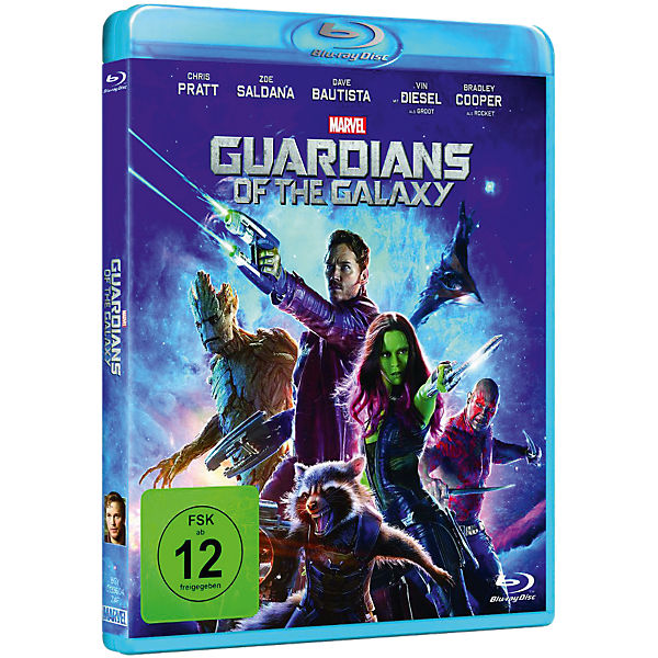 BLU-RAY Guardians of the Galaxy