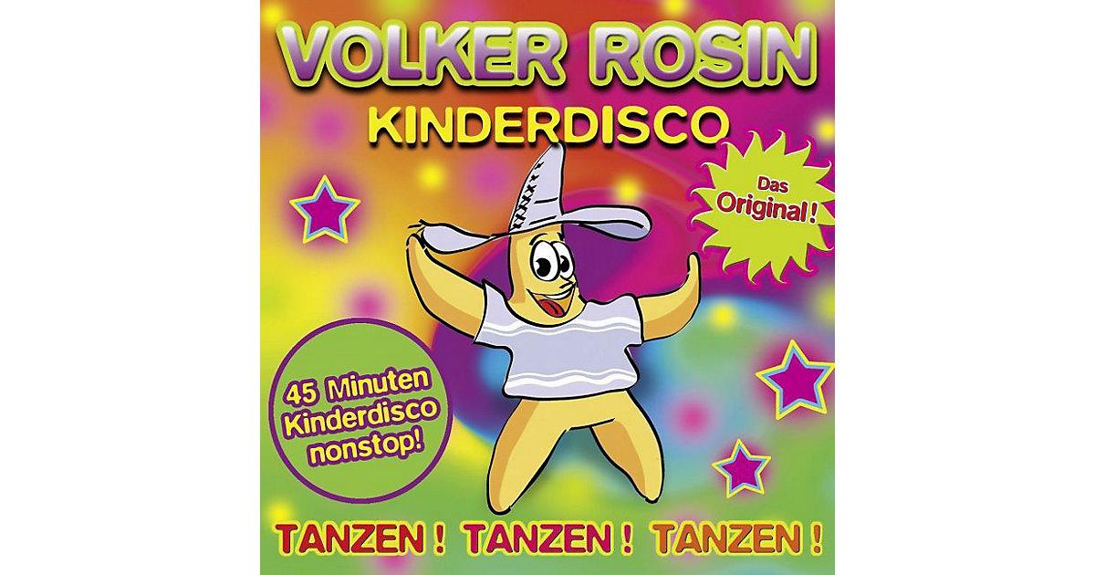 CD Volker Rosin - Kinderdisco