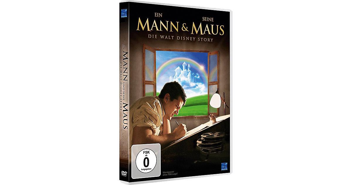 DVD Ein Mann und seine Maus - Die Walt Disney S...
