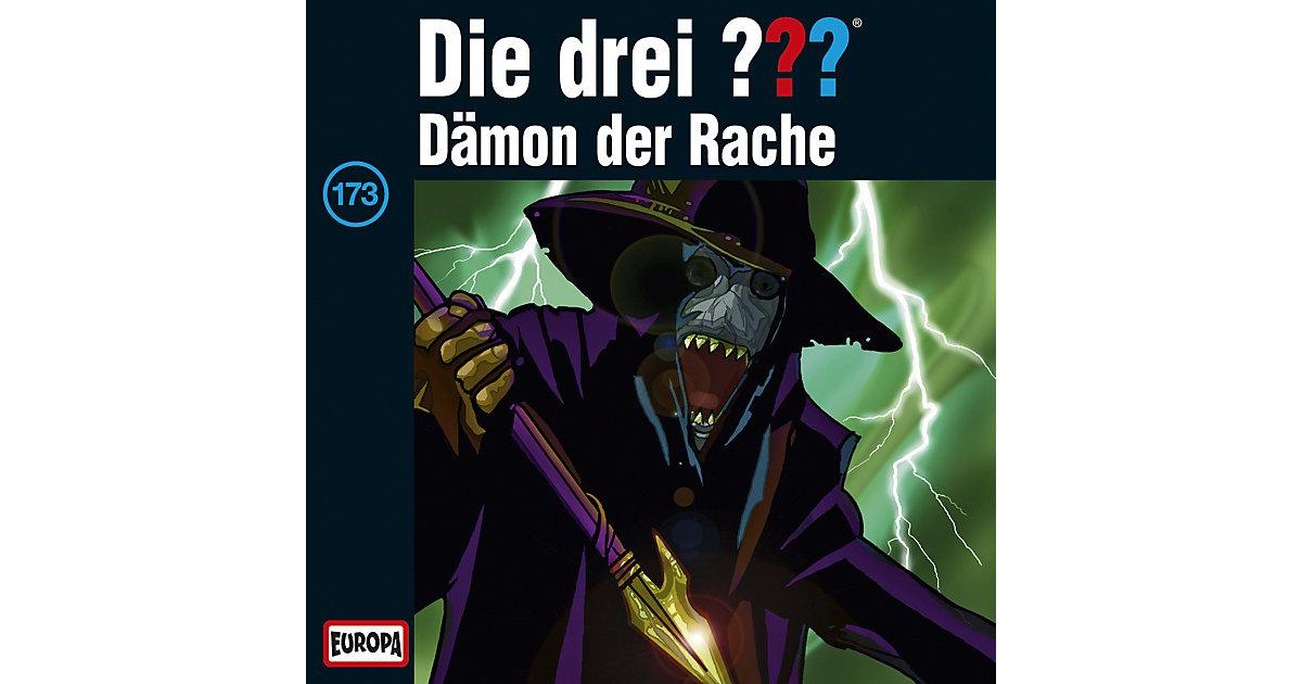 CD Die Drei ??? 173 - Dämon der Rache