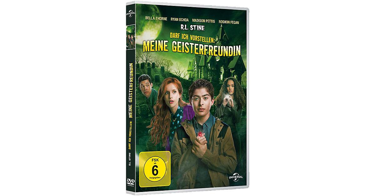 DVD R.L. Stine - Darf ich vorstellen: Meine Gei...