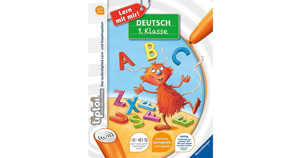 tiptoi®: Lern mit mir! Deutsch 1. Klasse