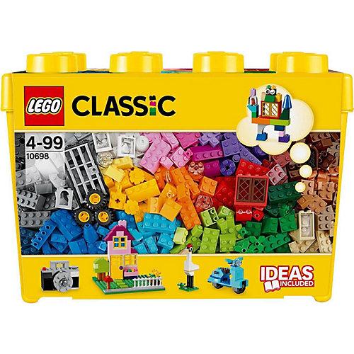 LEGO 10698: Набор для творчества большого размера от LEGO