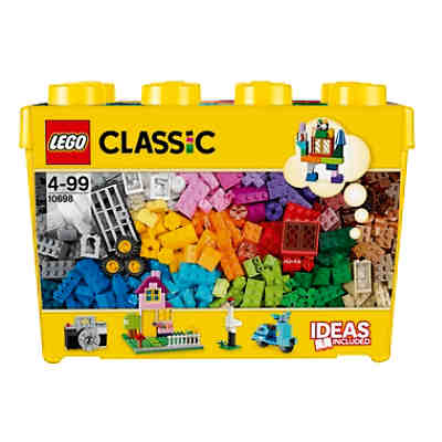Lego 10698 Classics Große Bausteine Box Lego Classics Mytoys