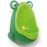 Писсуар с прицелом Лягушка, Roxy-kids, зеленый