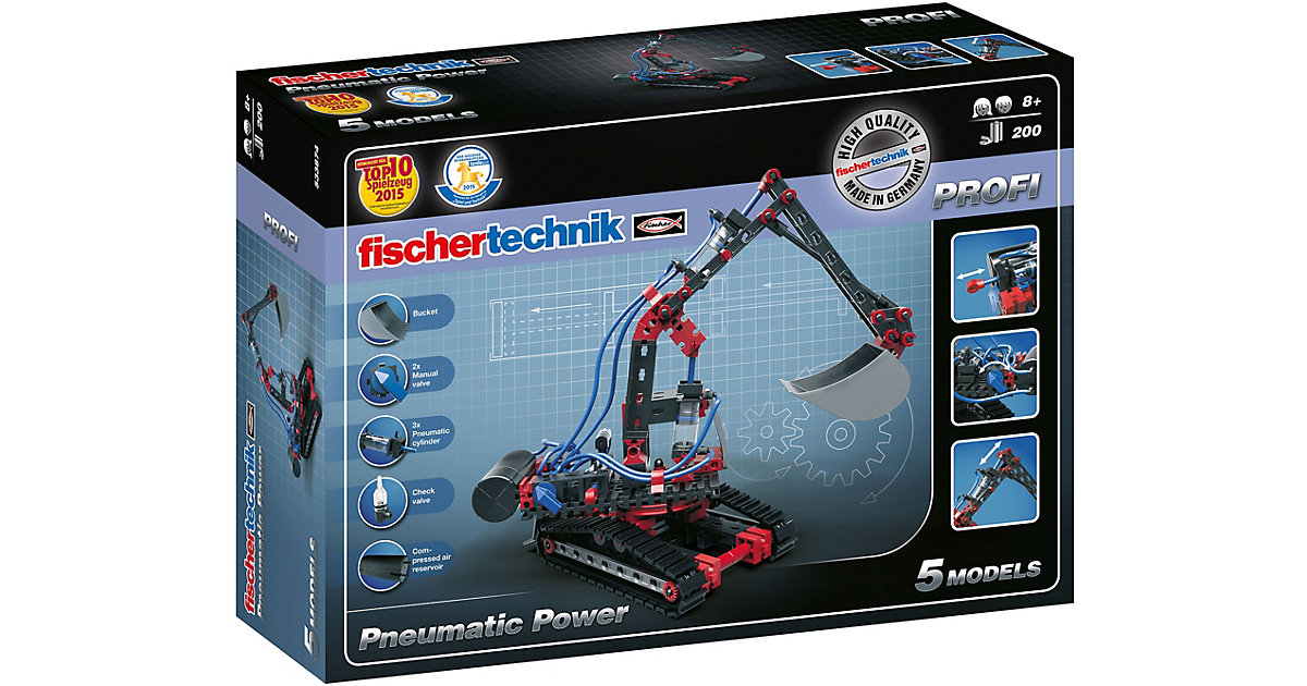 Fischertechnik PROFI - Pneumatic Power