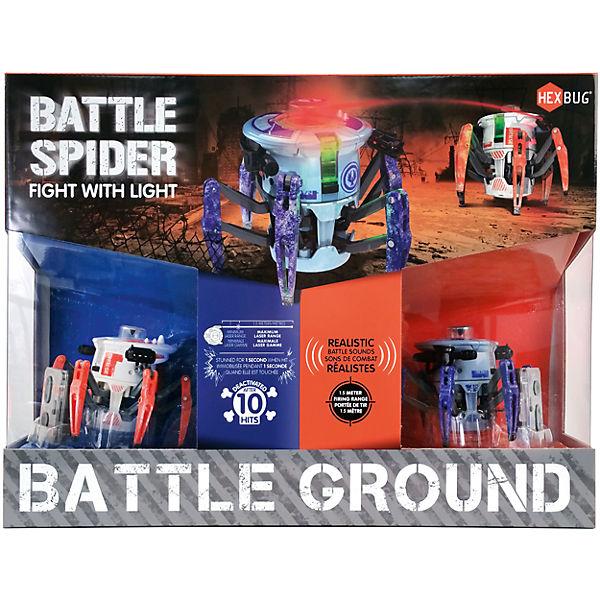 Hexbug Battle Spider Battle Ground Hexbug Nano Mytoys