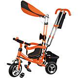Lexus Trike Трехколесный велосипед, оранжевый