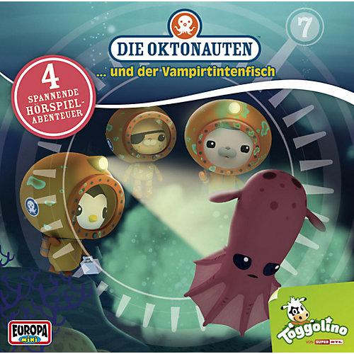 Sony CD Die Oktonauten 07 - und der Vampirtintenfisch