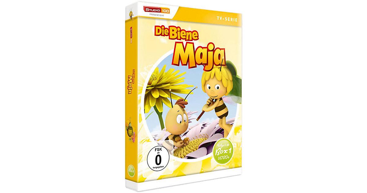 DVD Die Biene Maja - Box 1 (Folge 1 - 20)