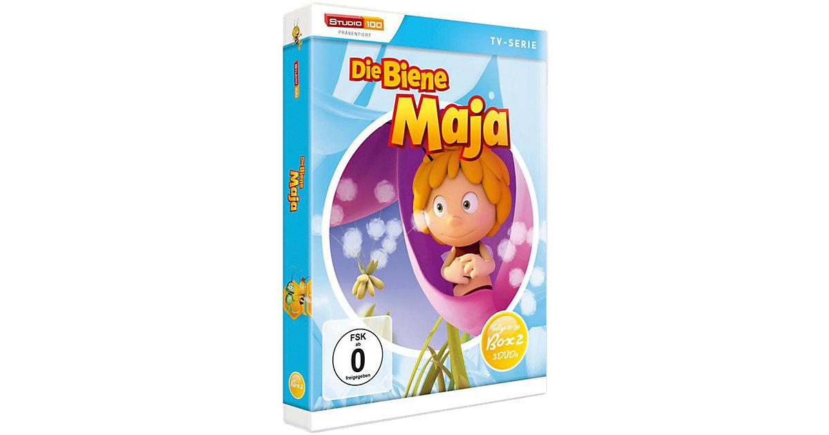 DVD Die Biene Maja - Box 2 (Folge 21-39)
