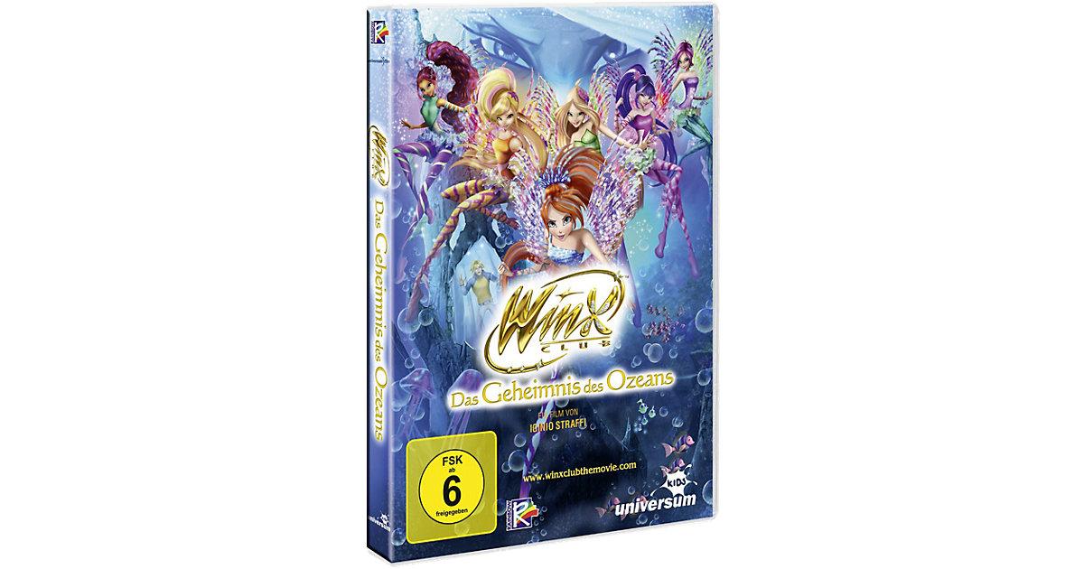 DVD Winx Club - Das Geheimnis des Ozeans