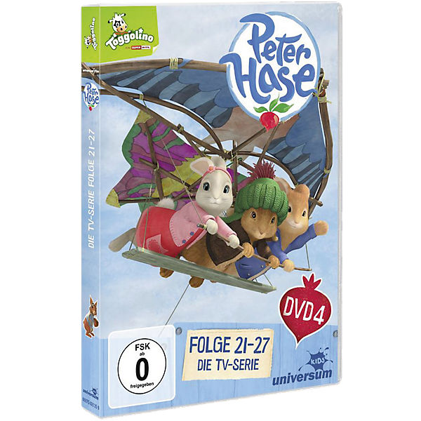 DVD Peter Hase 04