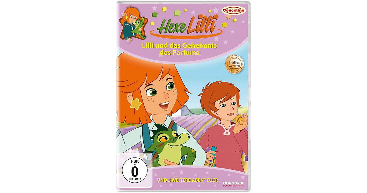 DVD Hexe Lilli - Lilli und das Geheimnis des Pa...